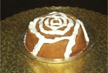 Honeybun Mini-buns / by Heavenly Honeybun Cakes
