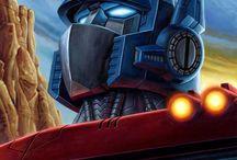 Transformers / by Peter Schorsch