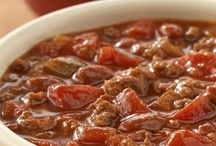The Chili Bowl / Quick, simple chili recipes to warm you up. / by ReadySetEat