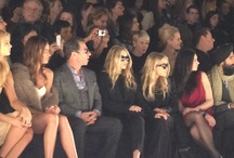 Backstage at Fashion Week / Get the front-row views, straight from our NYC editors' camera phones. / by People StyleWatch