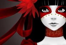 Crimson / by Sara Tejada