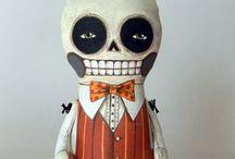 Halloween Stuff / by Mary Palmer