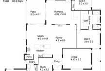 House plans / by Mary Lynn McDaniel
