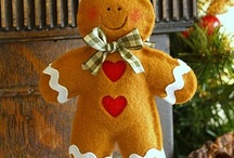 For The Love Of Gingerbread  / by Jennifer Ferrell