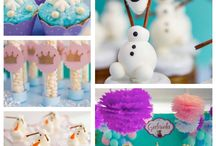 4th birthday- Frozen / by Jacque Cunningham