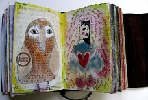 Art/Writing Journals / by Isabel Johannes