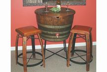 Wine and Wine Barrels / by Cherie Risoldi-Hubbell