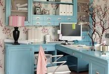 Office spaces I Love! / by Pet Sitters Ireland