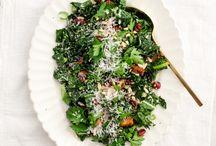 Salads / by Gayla Lanier