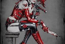Harley Quinn Images  / by Cheryl