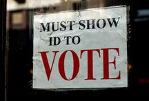 Disenfranchisement by Design / In eight states, voters must show government-issued photo ID in order to vote. The new voting changes are confusing and the voter ID application process is disenfranchising by design. / by Faye Anderson