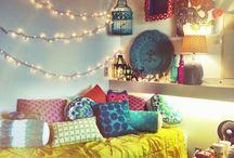 Cute room ideas / by Tori P