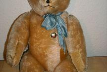 Teddy Bears/ Vintage,etc. / by Cypress 25