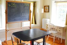 Amazing Homeschool Rooms / by Sarah Mueller @ Early Bird Mom