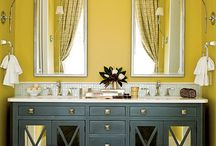 Batherapy / beautiful bathrooms, spa ideas, bath products / by Alma Arnold