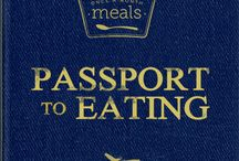Passport to Eating / by Once A Month Meals