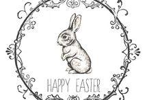 Easter (pasen) / by Angela van den Berg