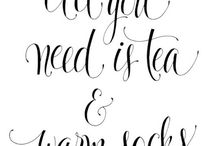 tea time / by Rian