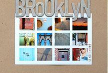 Scrapbooking Ideas / Make memories prettier. / by Hilary Warren