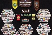 Girl Scouts / by Amber Christ