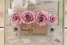 thank you cards / by Sharon Lee