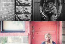 Portrait ideas senior girl / by Debbie McKnight