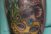 Tattoos/body Art / by Jennifer Limon