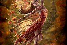 fairies / by Lori I.