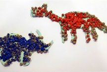 Preschool Dinosaur Theme / by Trisha Cooper
