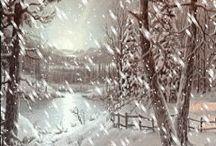 Winter / by Katrina Westall