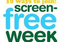 Screen Free Week / by MU Family Nutrition Education Programs
