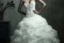 Wedding dresses <3 / by cassie hatter