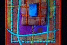 Textile Art / by Fran Casey