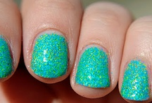 My Nail Polish & Nail Art / My nail polish & nail art from my blog http://www.sun-driedlacquer.blogspot.com / by Jessica Tiemens