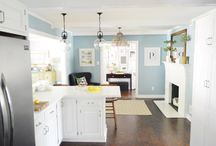 decor | kitchen + dining / by Donna Caruthers