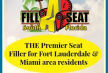 Free South Florida Events / by Fillaseat South Florida