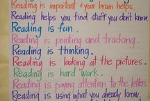 Elementary Reading & Writing / by Amanda Henderson