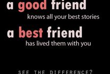 Friendship / by Kristie Guard