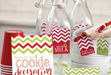 Cookie party ideas / by Angela Barton