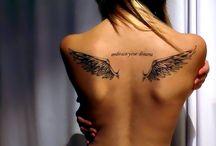 Tattoos / by Beth Eaton (The Ruffled Daisy)