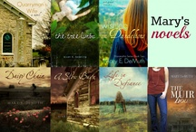 Fiction Books by Mary DeMuth / #Novels written by Mary DeMuth. #christian #fiction / by Mary DeMuth