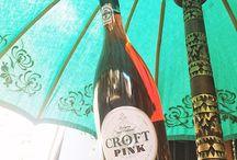 Summer Cocktails / Summer cocktails.  / by Croft PINK Port