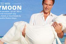 Karisma Hotels & Resorts Honeymoon Sweepstakes / Enter to win a FREE Honeymoon at Karisma Hotels and Resorts! http://karisma.gettango.com/WinAFreeHoneymoon.aspx?enc=4TP2 / by Karisma Weddings