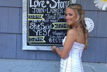 surprise engagement! / by Brooke Davis