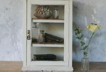 Lovin' Little Cabinets / by Blue  Creek Home Rhonda