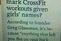 CrossFit  / by Kate Patton