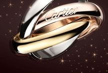 Cartier Jewelry / by Candy Spelling