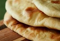 Bread ~ Flat / by Mr. Orbis