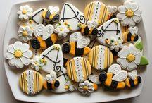 Cookies, Muffins, Scones, Biscotti, Bars / by Misty Wright Kuckelman
