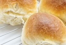 Breads and Sweet Rolls / by Barbara Tribula